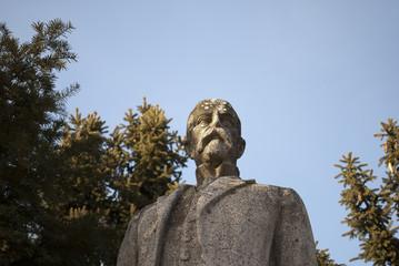 Masaryk's statue
