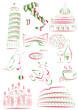 Italian sights and symbols