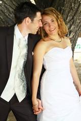le couple blanc