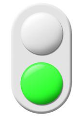 Traffic light Pedestrian Green W