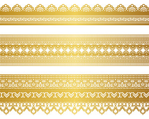 gold special lace
