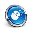 icône bouton internet souris ordinateur