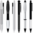 Set of realistic tools - vector