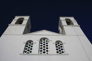 Church in Milos, Greece