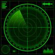 Radar screen - 29717022