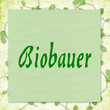 biobauer, alternativer landwirt