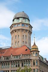 Urania observatory in Zurich