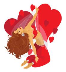 танцы и любовь