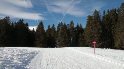 Skilangläufer