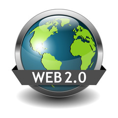 Web 2.0 Button
