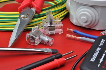 Materiale da elettricista