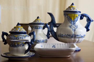 cerámica tradicional talaverana, españa