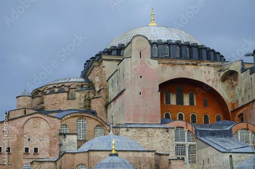 Hagia Sophia (Aya Sofia) Mosque Dome