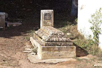Old grave Kellah