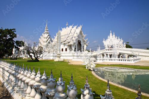 Wat Rong Khun, North of Thailand