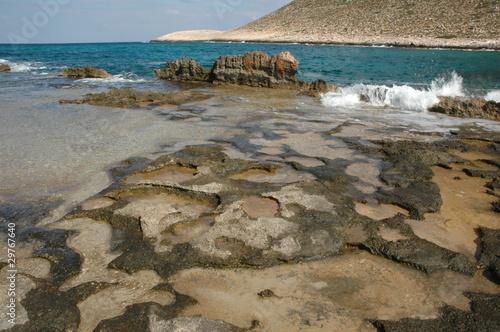 Küste der Akrotiri-Halbinsel, Kreta