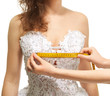 Measuring the breast size