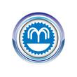 fontaine cure thermalisme logo picto web icône design symbole