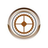 cible tir visée objectif logo picto web icône design symbole