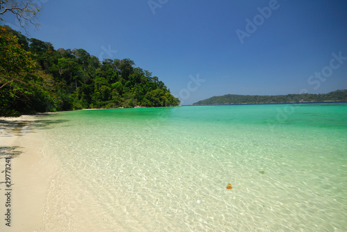 Tarutao, Tropical Beach, National Marine Park