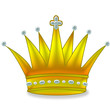 gold(en) crown