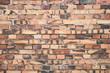 Altes Ziegelmauerwerk