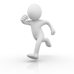 Runner / Running man