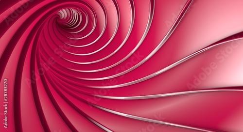 Plakat spirala