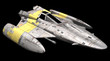 Leinwandbild Motiv spaceship