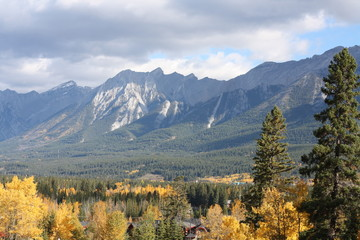 Canmore, Canada.