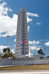 Jose Marti monument