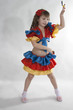 Little girl dancer.