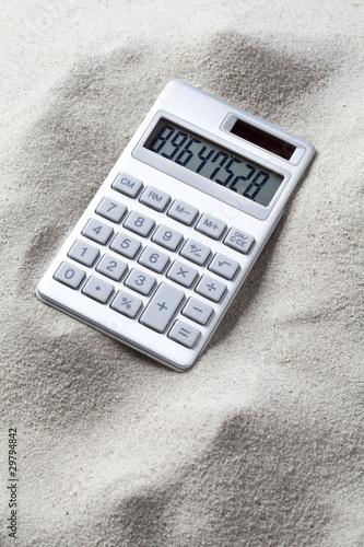 calculatrice opportunité dans le désert