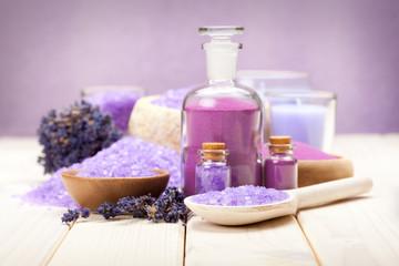 Spa Treatment - Lavender aromatherapy
