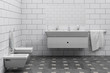 cheap bathroom interior