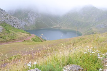 Lagos de Somiedo,Asturias,España.