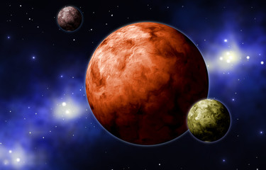 extrasolares Planetensystem