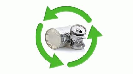 Riciclare - Alluminio