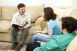 Caring Family Therapist