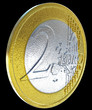 2 Euro: European currency coin