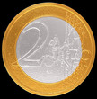 2 Euro: European Union currency