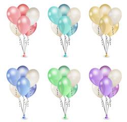 balloon bouquet group 1