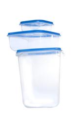 Plastic kitchen container