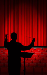 theater conductor