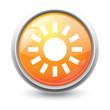 Symbole vectoriel météo soleil 02