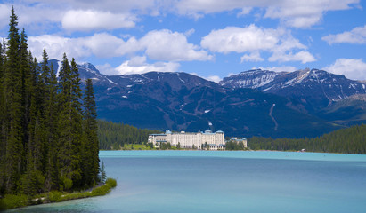 Fairmont Chateau Lake Louise, Banff National Park