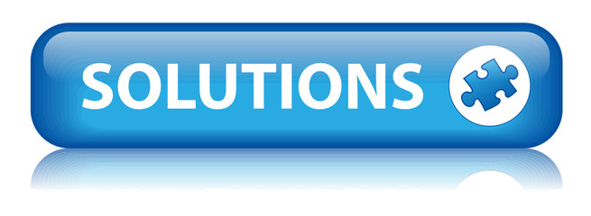 SOLUTIONS Button (smart ideas tips problem solving web projects)