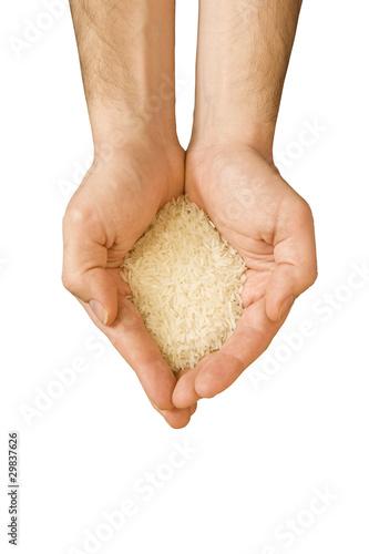 Riz - épices et aliments