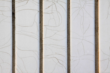 the ceramic tile decorative pattern