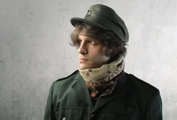 Fashionable uniform